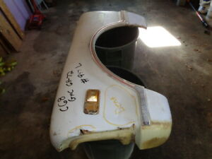 1968 Chevrolet 1969 1970 1971 1972 Gmc Pickup Truck Front Fender Original Metal