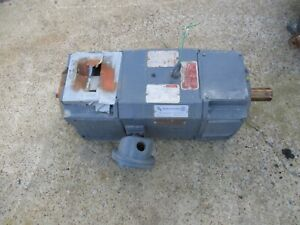 Reliance Dc Motor Frsc2113atz 15hp 1750 1950 Rpm 500v 228130t Used