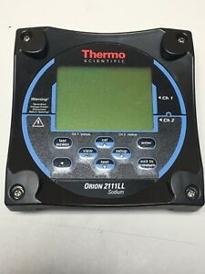 Thermo Scientific Orion 2111ll Faceplate Used