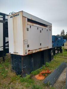 Multiquip Mq Power 60 Kw Diesel Generator Single Phase Iveco Engine