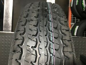 4 St 205 75r15 Caraway 8 Ply Radial Trailer Tires 75r15 R15 75r 205 75 15 D