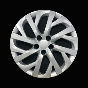 Fits Toyota Corolla 2016 2019 Hubcap Premium Replacement 15 inch Silver