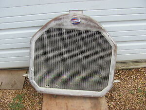 Vintage Overland Radiator 1915 Rat Rod