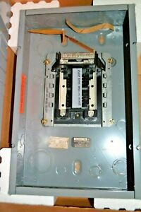 125a Load Center Circuit Breaker Panel New Alb12 8 16 American Switch Main