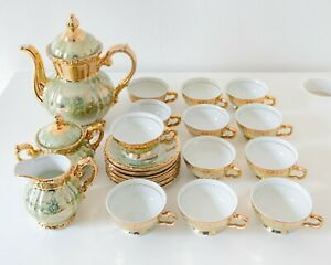 Bavaria 28 Piece Tea Cup Set