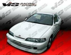 Vis Type R Front Lip For 99 01 Acura Integra Jdm 2dr 4dr 890356