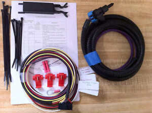 New Gentex Or Donnelly Maplight Compass Temperature Mirror Harness Kit