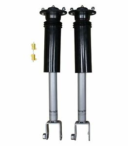 Rear Electronic Air Suspension To Passive Gas Shocks Conversion Kit
