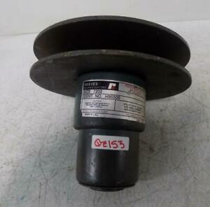 Reeves Size 7202 Variable Speed Pulley H95505