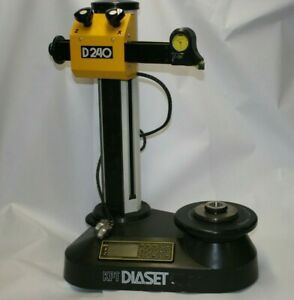 Kpt Diaset D240 Workshop Precision Tool Presetter