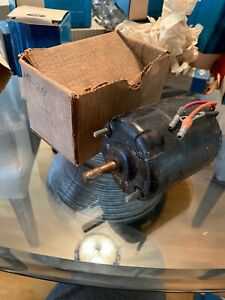 Nos 1959 Ford Blower Motor B9a 18527 a