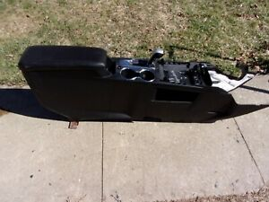 2013 Chevrolet Equinox Center Floor Console W Automatic Shifter Oem