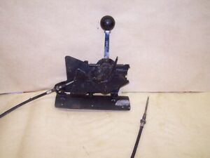 B M Automatic Transmission Floor Shifter