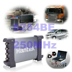 Hantek 6254be Automotive Measurement Usb2 0 4 Ch Usb Digital Oscilloscope 250mhz