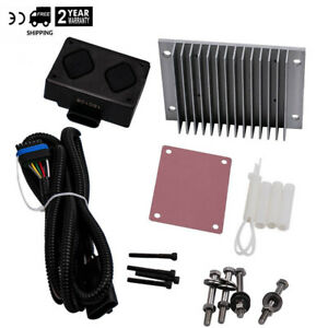 Fuel Pump Driver Module Pmd And Relocation Kit Set For Chevy Gmc 6 5l Diesel