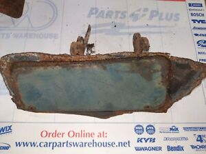 Chevrolet Truck Side Cowl Vent Assembly Cowl Lip 1947 48 49 50
