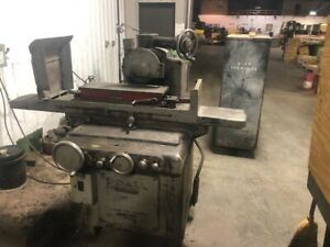 Doall Surface Grinder