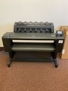 Hp T930 Color Plotter 36 inch 6 ink Printer For Professional quality Cad