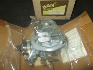 Holley Nos Nors 5220 Carburetor 2 Bbl List 2 3308 Plymouth Dodge 1 7l