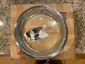 1967 Corvette 1969 Camaro Nova Chevelle Rally Wheel Trim Ring 9796696 15x7