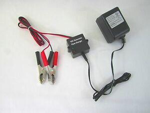 Automatic Battery Float Charger 12volt Trickle Car Boat Motorcycle Charger 12940