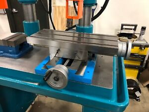 Xy Table For Clausing Evs 20 Drill Presses