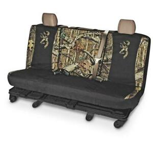 Universal Switch Back Camo Bench Seat Cover Browning New In Box