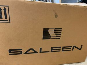 Saleen Mustang Super Charger Supercharger Box Box Only