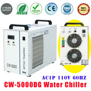 Usa S a Cw 5000dg Water Chiller 3w 5w Ultraviolet Laser Laboratory Instruments