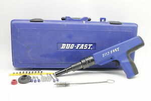 Duo fast Df 27 27 Caliber Semi automatic Powder Actuated Tool