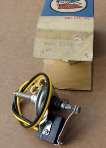 1960 S Gm Buick Nos Carburetor Dash Pot 1368567