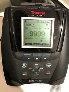 10645 Thermo Scientific Rdo do Dissolved Oxygen Benchtop Meter Orion Star A213