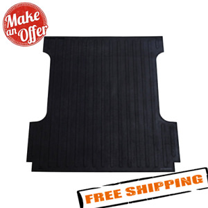 Westin 50 6195 Black Rubber Truck Bed Mat For 2002 2020 Dodge Ram 1500 2500 3500