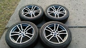 2005 2020 Ford Mustang 18 Inch Oem Rims And Tires Gt Ecoboost V6