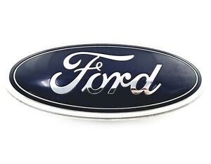 2011 2017 Ford Expedition Front Grille Chrome Oem Emblem Badge Logo Bezel 2014