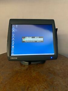 Micros Workstation 5 With Stand 400814 101 400825 001
