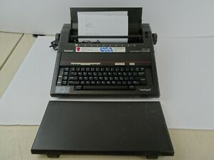 Brother Portable Electric Typewriter Ax 24