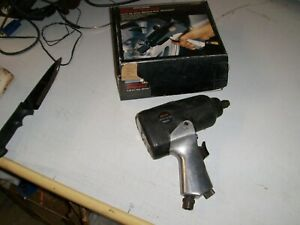 Craftsman Sears 1 2 Drive 875 188840 Air Impact Wrench Free Shipping Used