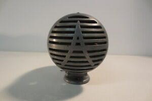 Vintage Accessory Mars Signal Light Co Bullet Style Police Fire Siren