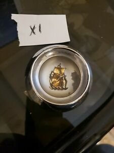 Vintage 1050 s Plymouth Horn Cap