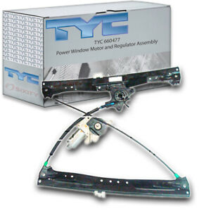 Tyc 660477 Power Window Motor And Regulator Assembly For General Motors Tb