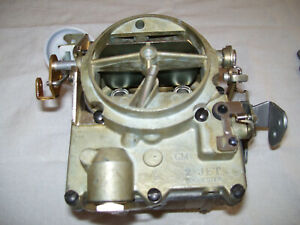 1966 Olds L69 442 Tri Carb Replacement Center Carburator 1966 Gto Tri Power