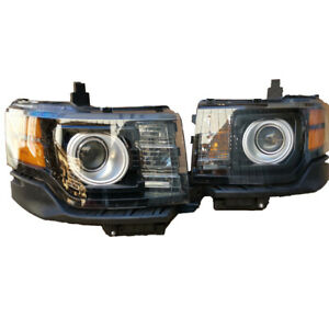 Fit For Ford Flex Lamp Assembly Headlight Left Right Hid Complete