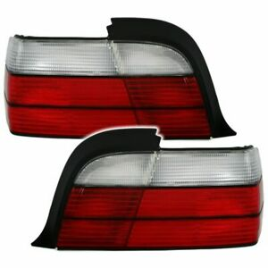 Tail Lights For Bmw E36 Coupe cabrio Red