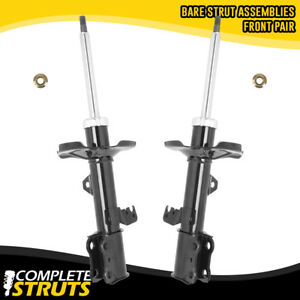 2003 2008 Toyota Corolla Front Left Right Gas Strut Assembly Shocks Pair X2