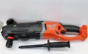Milwaukee 2711 20 M18 Fuel Super Hawg Right Angle Drill W Quik lok tool Only