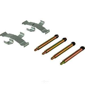 Disc Brake Hardware Kit Fits 1963 1965 Porsche 356c 356sc 356b Centric Parts