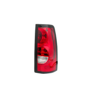 Tail Light Assembly Fits 2004 2007 Chevrolet Silverado 1500 Silverado 1500 Silve