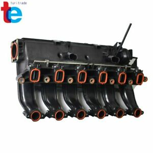 New Intake Manifold Assemble Fit For Bmw M57 335d X5 3 0d 3 0sd 2993cc L6 Diesel