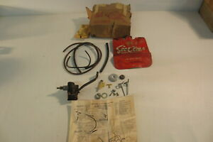 Nos 1957 Ford Windshield Washer Kit Fomoco Retractable Ranchero Sunliner Tbird